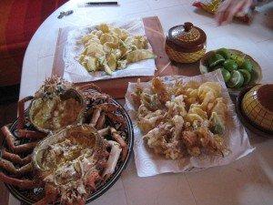 リハ、ゲネプロ、食事 dans 料理 cuisine 2012-07-27-23.14.55-300x225